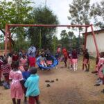 Patenschule in Kenia